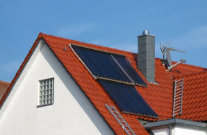 Solar Thermal Install